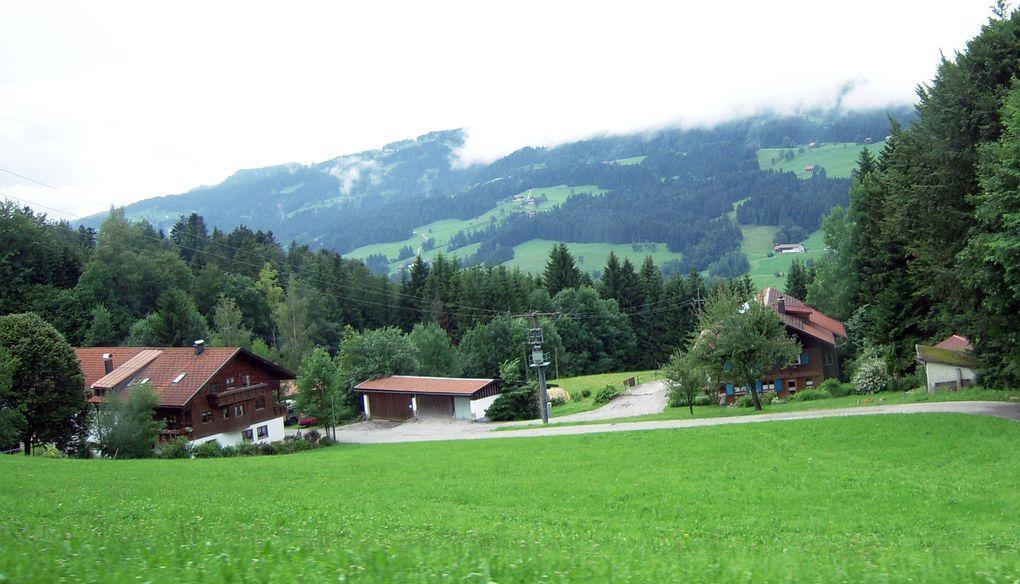 D'Innsbruck à Staufen