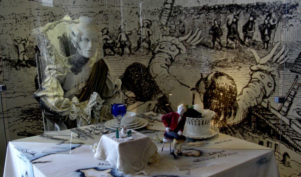 petite visite virtuelle d'un musée extraordinaire