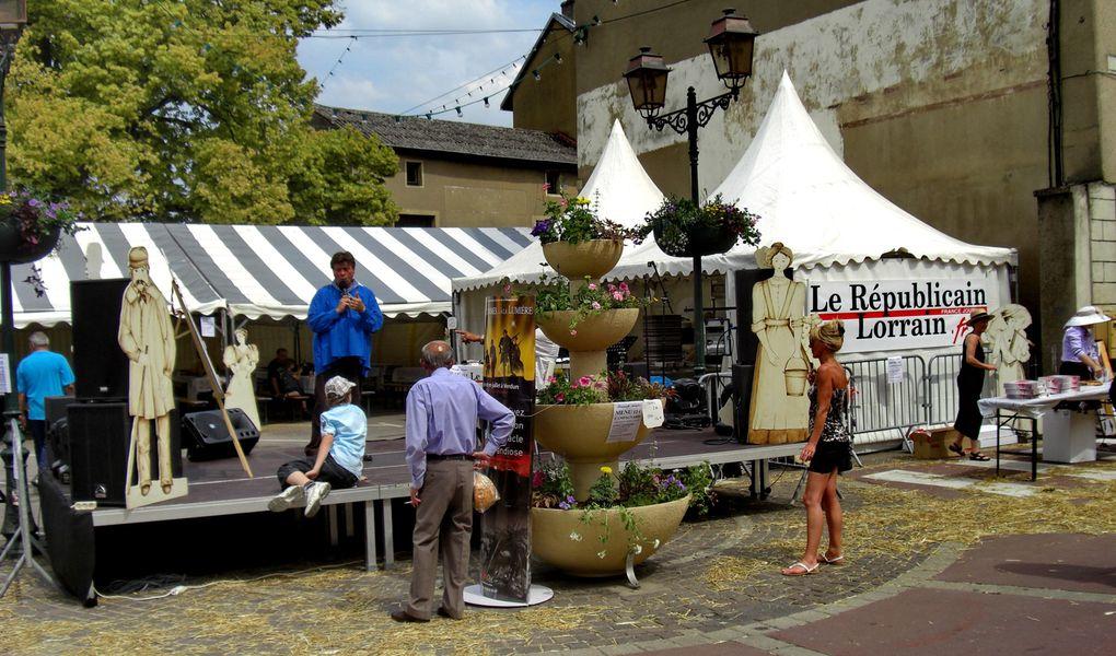 Album - bouzonville Autrefois 2011