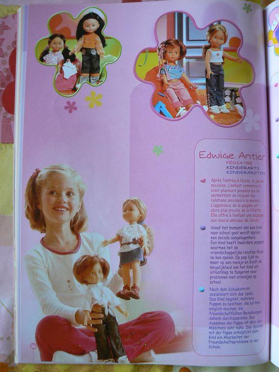 Entièrement différent du petit format.Le babi corolle est inclus.Imprimé en décembre 2002.
