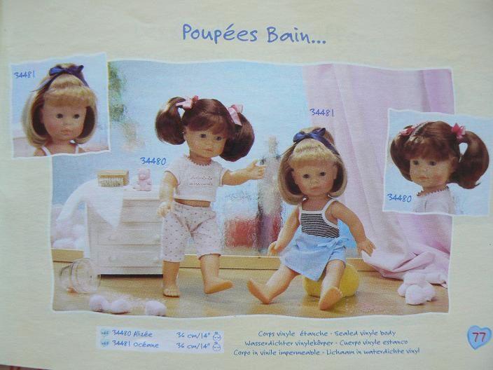 Identique au  grand catalogue mais plus complet, avec les poupées de collection.Babi corolle inclus.Imprimé en février  2001.