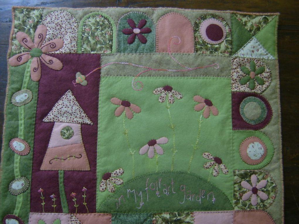 Album - patchwork
