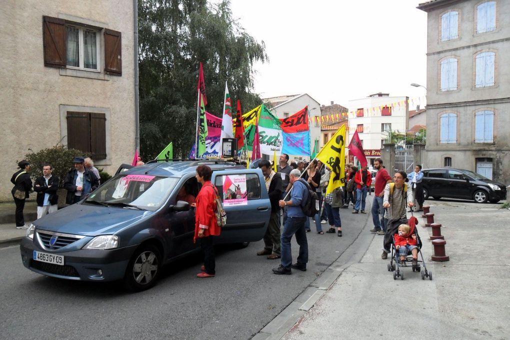 3 000 manifestants