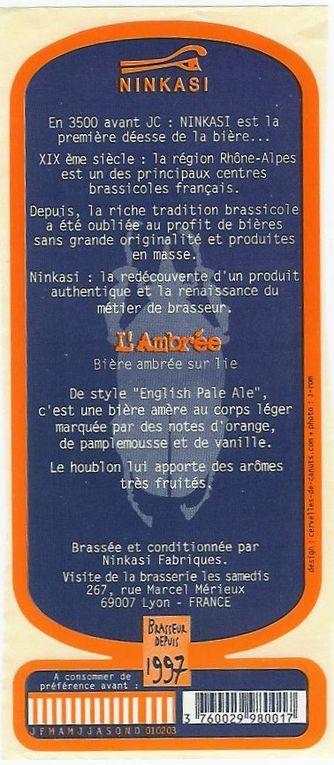 Album - ETIQUETTES--France-