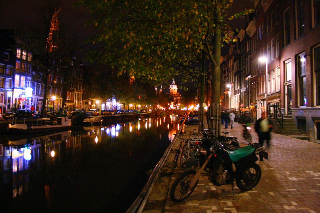 Album - Amsterdam by night