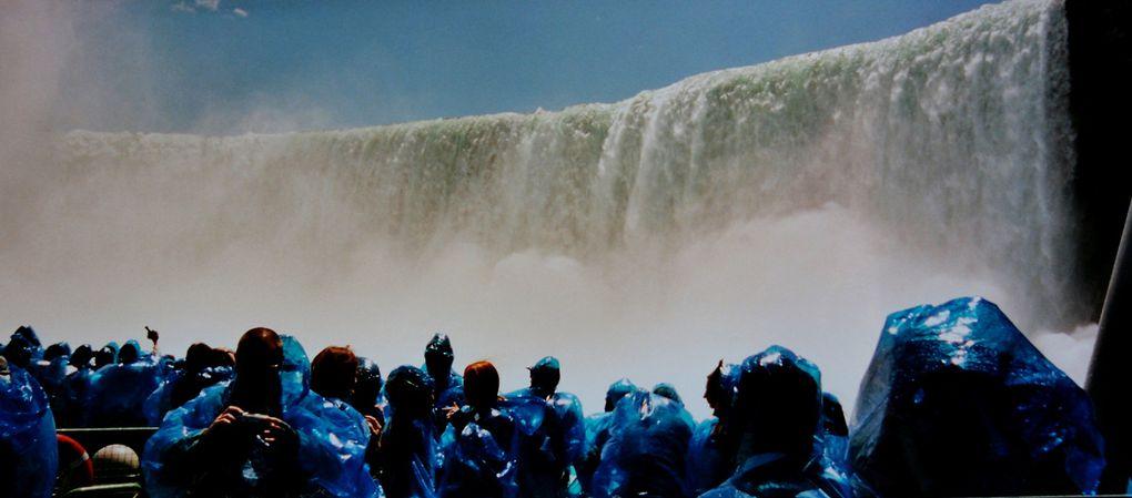 Niagara Falls / Ottawa / Québec
