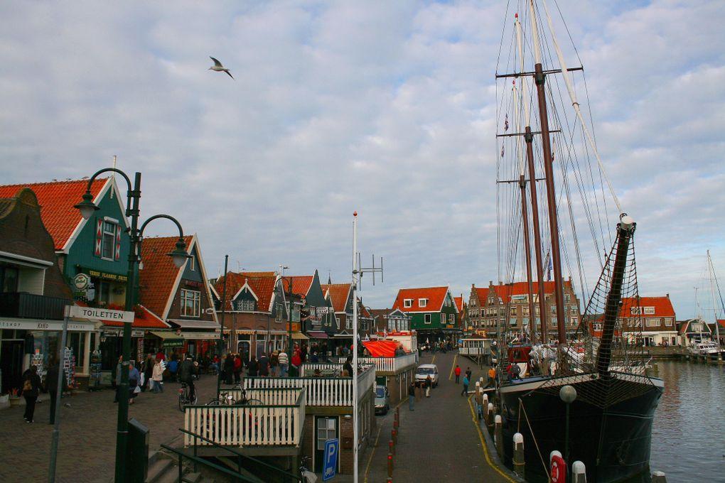 Album - Pays-Bas Edam et Volendam
