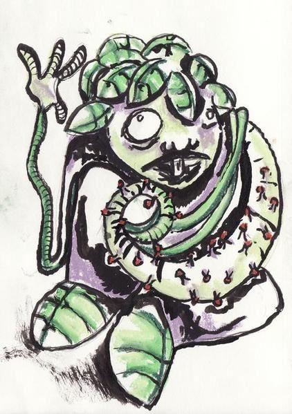 illustrations pour un scénarios de jeu role publiées sur l'excellent site www.parcheminsanodins.com qui malheureusement n'existe plus