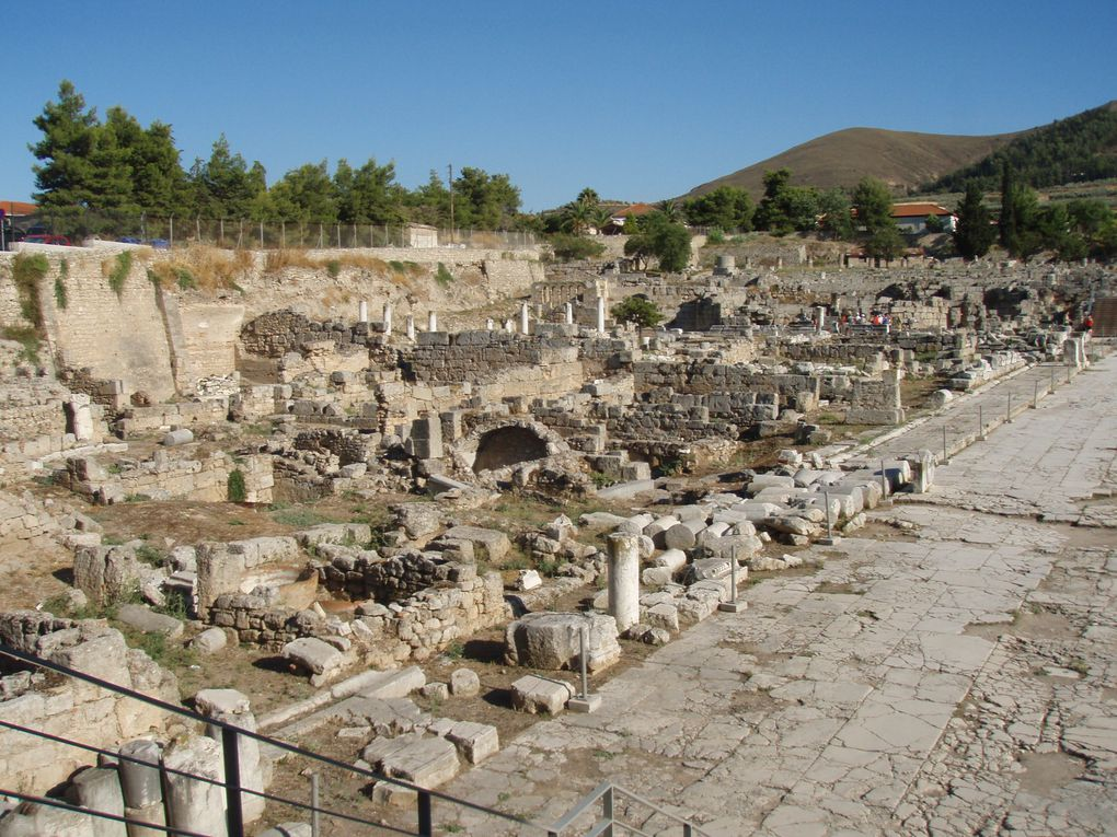 """Des photos que j'ai prises cet été en Grèce, le site de Corinthe mais aussi des moins connus, petits sites """"intimes""""..&#x3B;"""