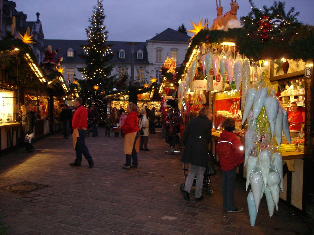 Trierer WeihnachtsmarktDécouverte du  Marché de Noël de Trèves  et des vestiges romains de la ville.