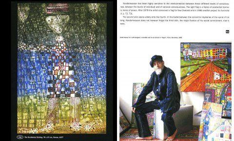 Album - X -Friedensreich Hundertwasser