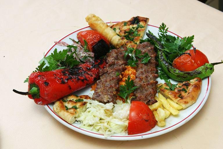 Album - Orient-Food