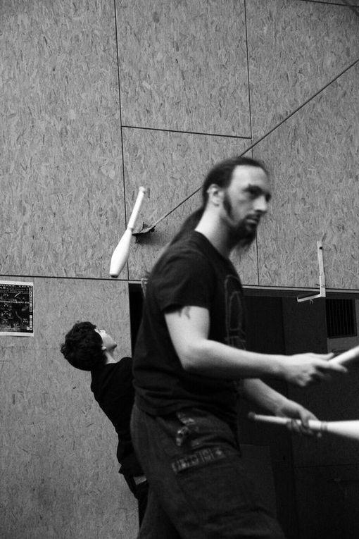 Album - Stage perfectionnement jonglage (01.2010)