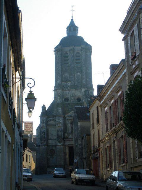 Quelques photos de Bellême, dans le département de l'Orne.