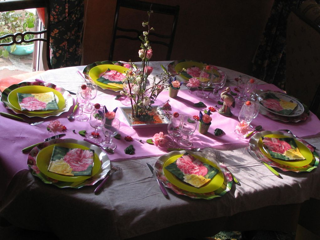Album - tables-de-printemps