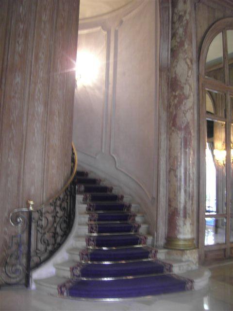 """Le 12 mai avait lieu la finale du concours """"Le Boeuf, les races à viande"""" dans les prestigieuses cuisine du chef Michel Roth au Ritz à Paris"""