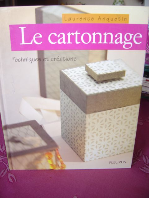 Album - Cartonnages