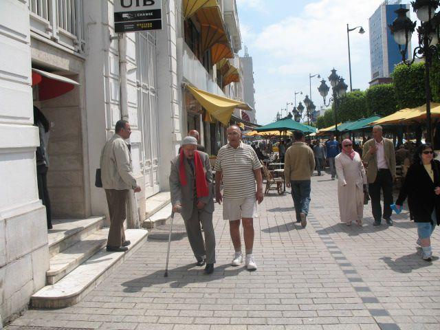 Description de mon voyage en Tunisie en mai 2009.