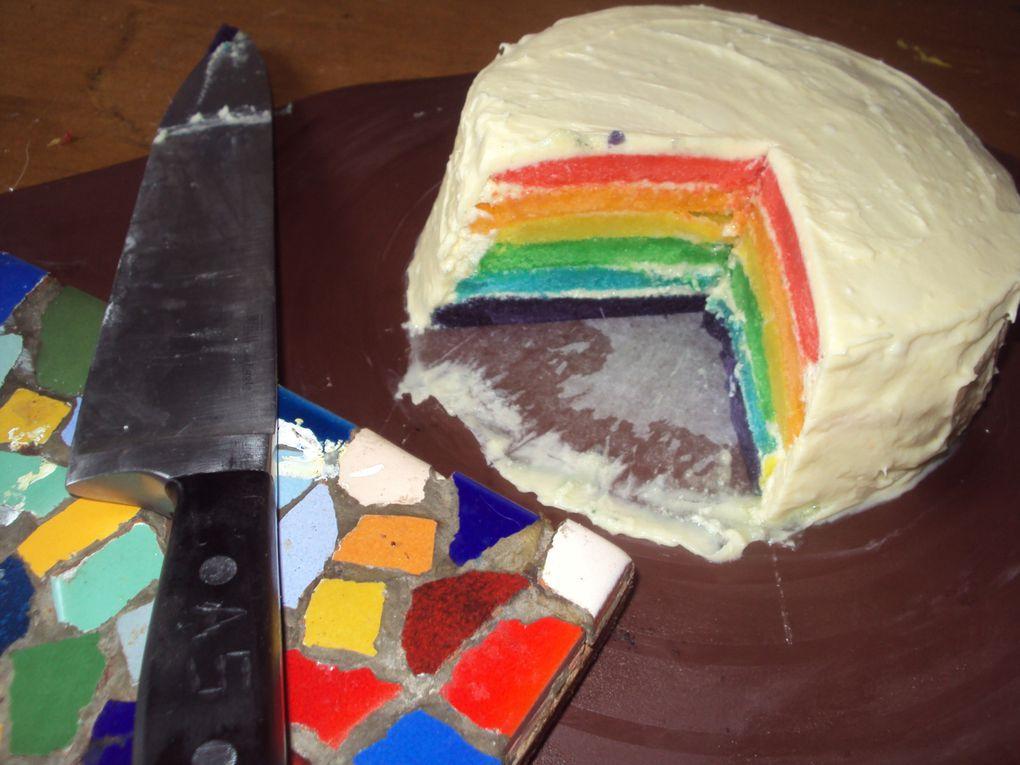 Album - 10.06.15-Rainbow-cake