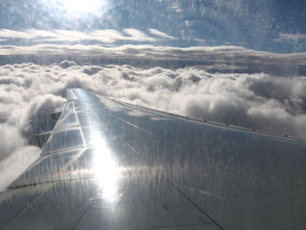 Album - 01.Voyage au Chili - Avion &amp&#x3B; Santiago