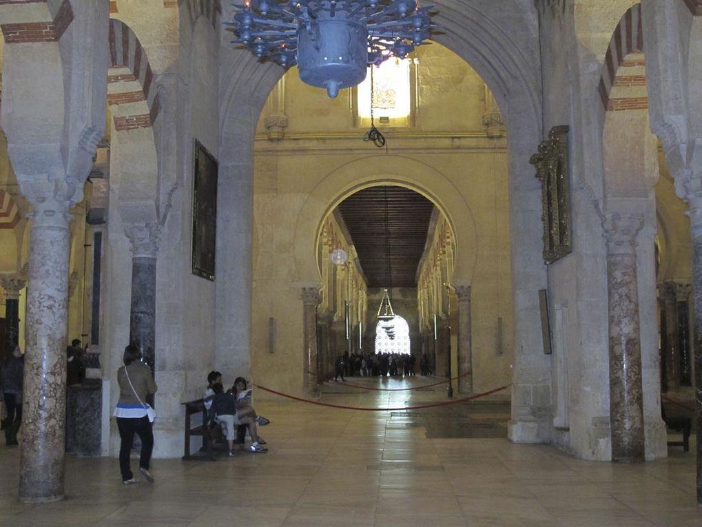 MEZQUITAAprès l'irruption islamique à Cordoue, les dominateurs musulmans détruisent l'église de Saint Vincent et en 785 commencent la construction de la mosquée qui sera considérée comme le sanctuaire le plus impt de tout l'Islam occidental.