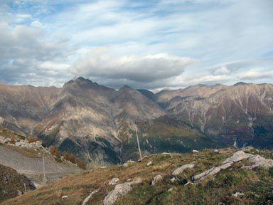 OCTOBRE 2008.Soleil, pluie, neige...... ~ 1.000 m d'altitude.  La montagne est belle, tout simplement!