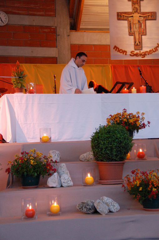 photos du chapitre des famille Ascension 2009