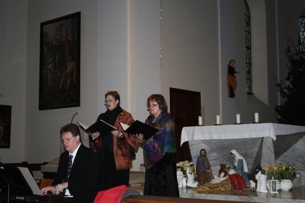 Album - 2009 janvier concert à Sierentz