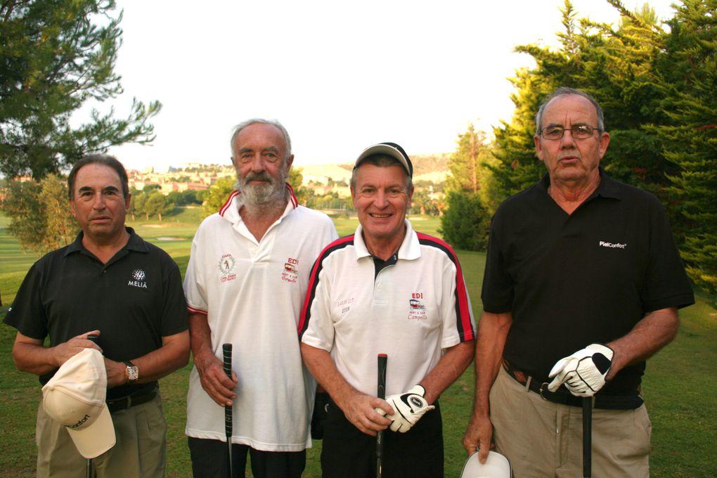 Le golf par delà les frontières