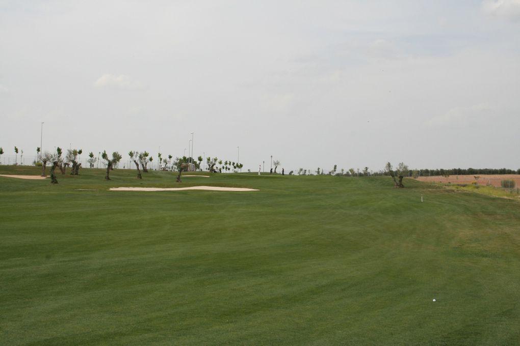Album - Golf : Aranjuez