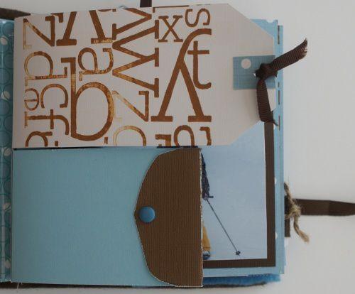 mini en feutrine, transparent, bazzil color core et kesi'art