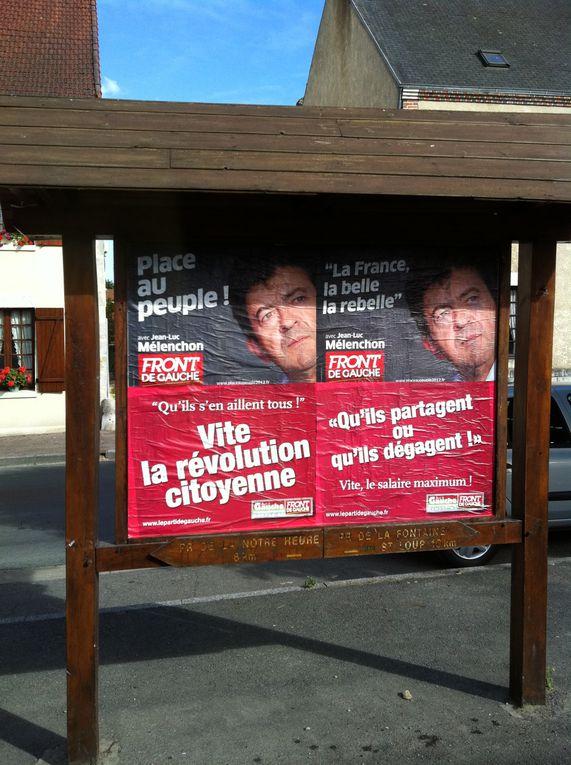 Album - Campagne d'affichage - été 2011