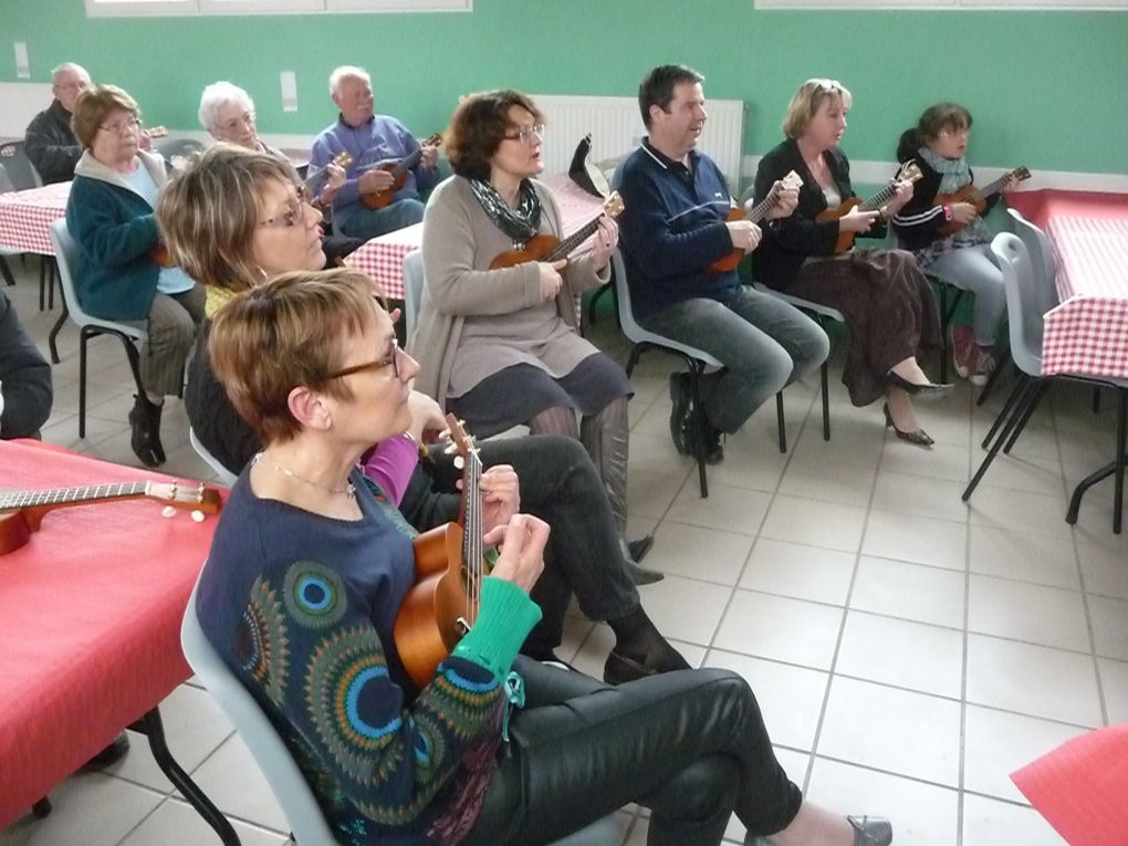 Album - 2012.-Lecon-de-ukulele