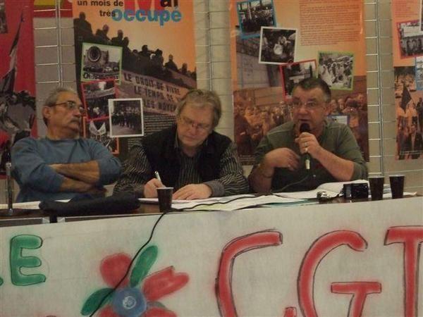 Photo du congrès de l'USR à St Quentin