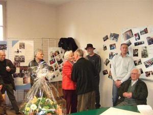 Exposition des Luttes et des Femmes 8 mars 2009