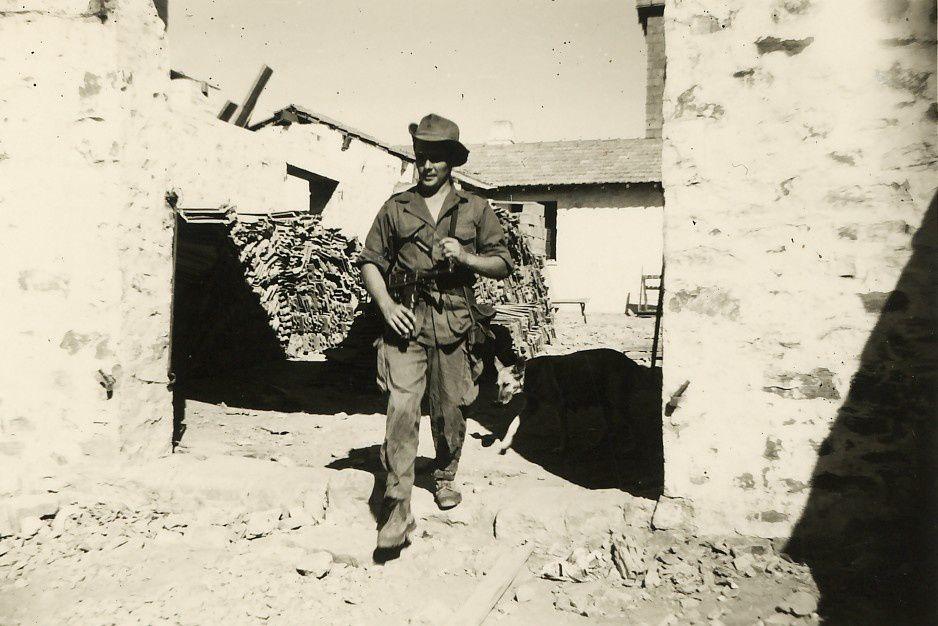 Album - 3eme-Bataillon - BORDJ-BAACH  BENI TAMOU  photosRedon - Valade