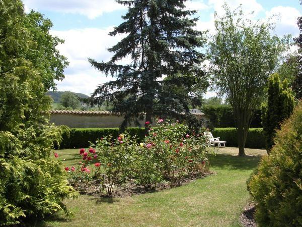 Une visite au jardin et au potager, selon les saisons...