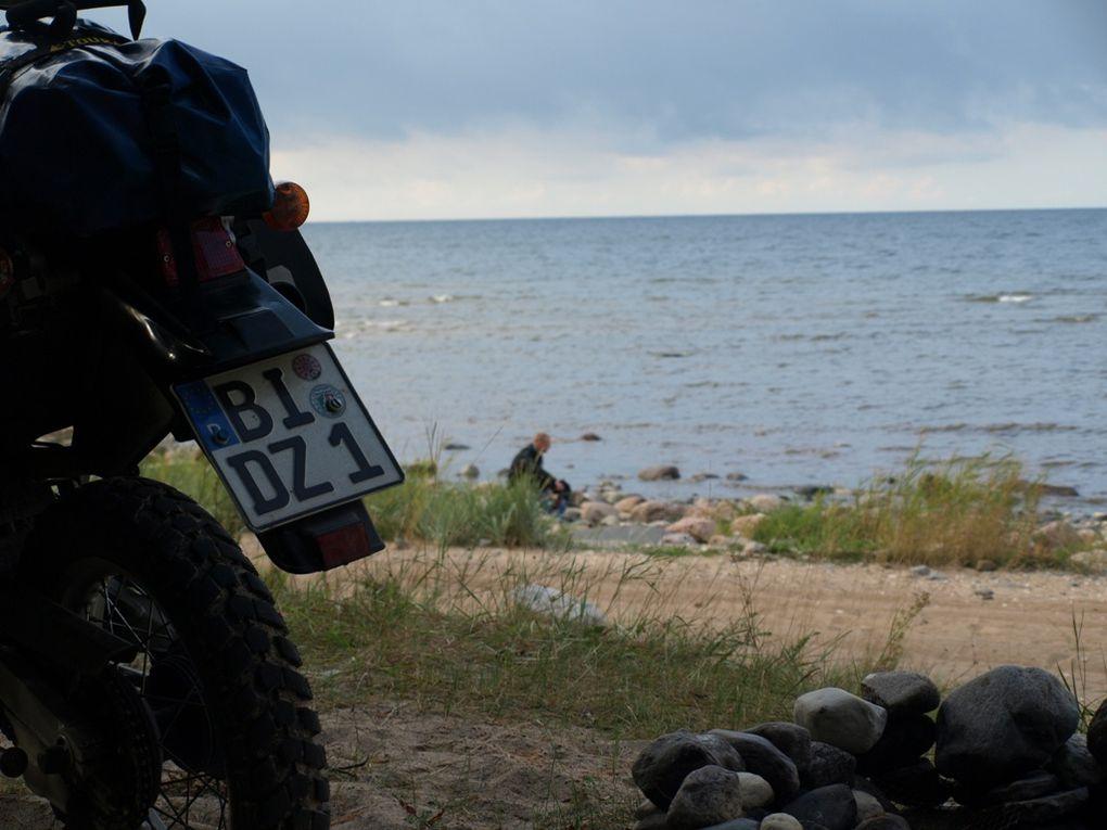 Bilder von unserer Ostseeumrundung 2009
