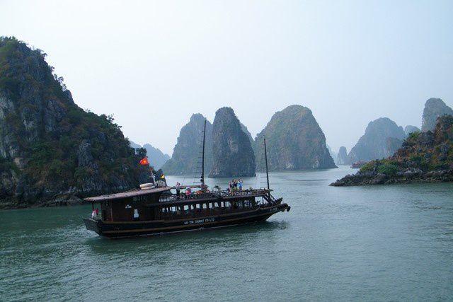 Le Vietnam...du nord au sud...