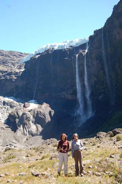 lacs, volcans, Santiago, Valparaiso ...