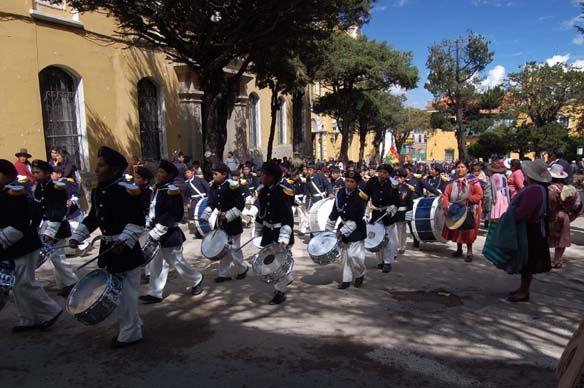 Atacama, Uyuni, Potosi, Sucre, La Paz