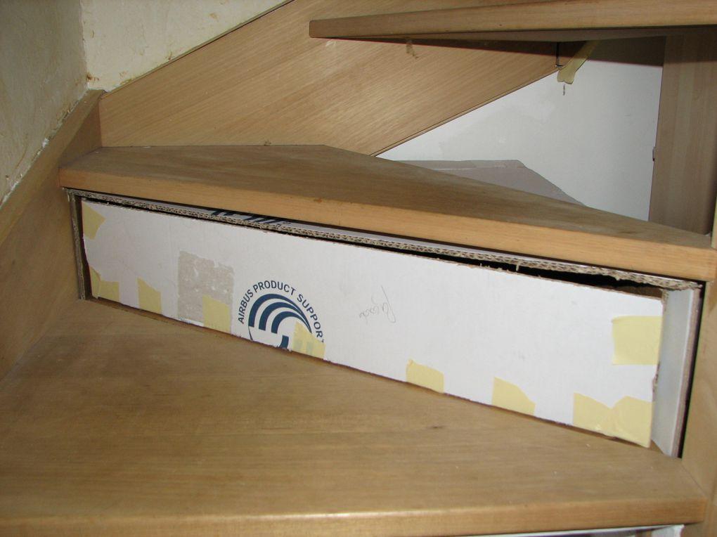 Album - Tiroirs-sous-Marche-Escalier-en-Carton