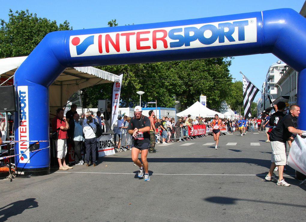 Les 10 Miles ( 16 km 090 ) de Lorient dans le cadre des Fêtes Interceltiques le 9 août 2009.