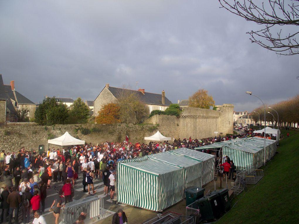 La Corrida de Guérande le 6 novembre 2011.