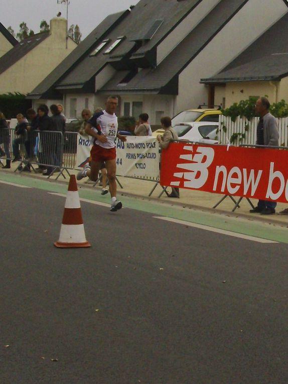 Premier marathon du R2C et premier marathon pour Jean Luc !