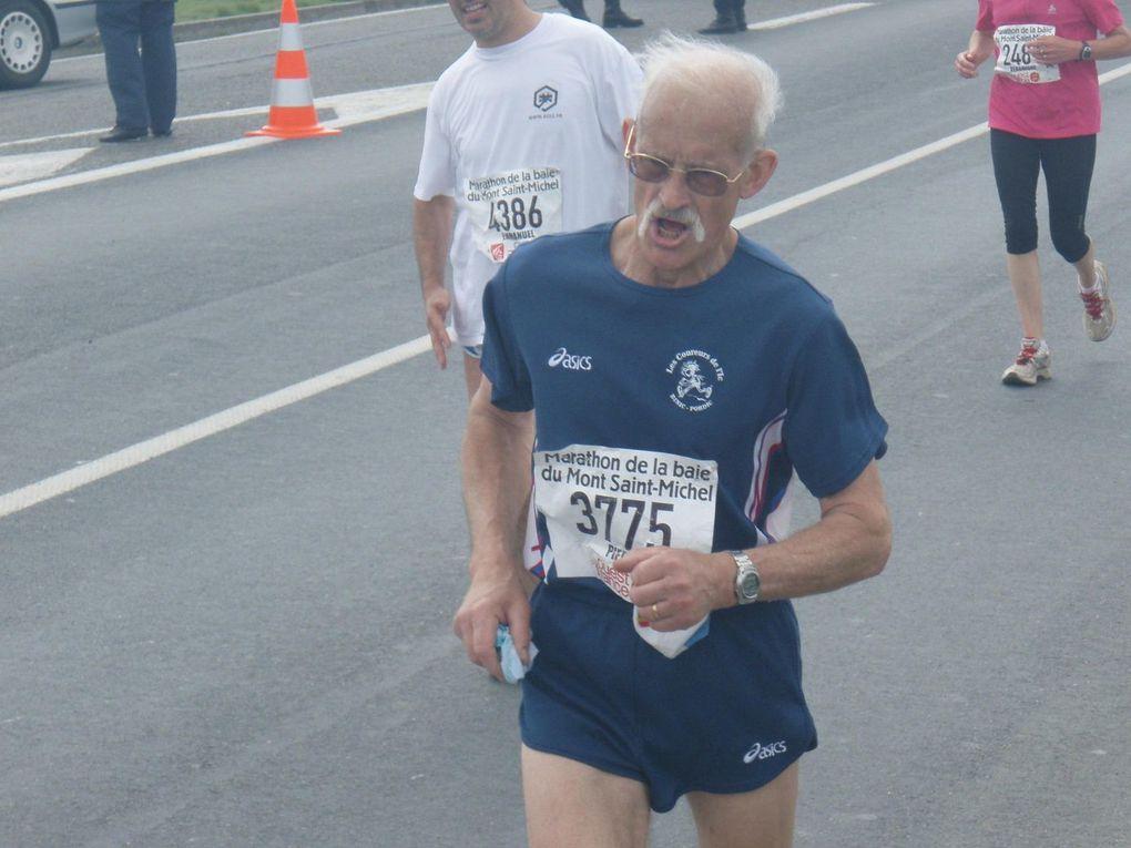Marathon Mont St Michel 2009