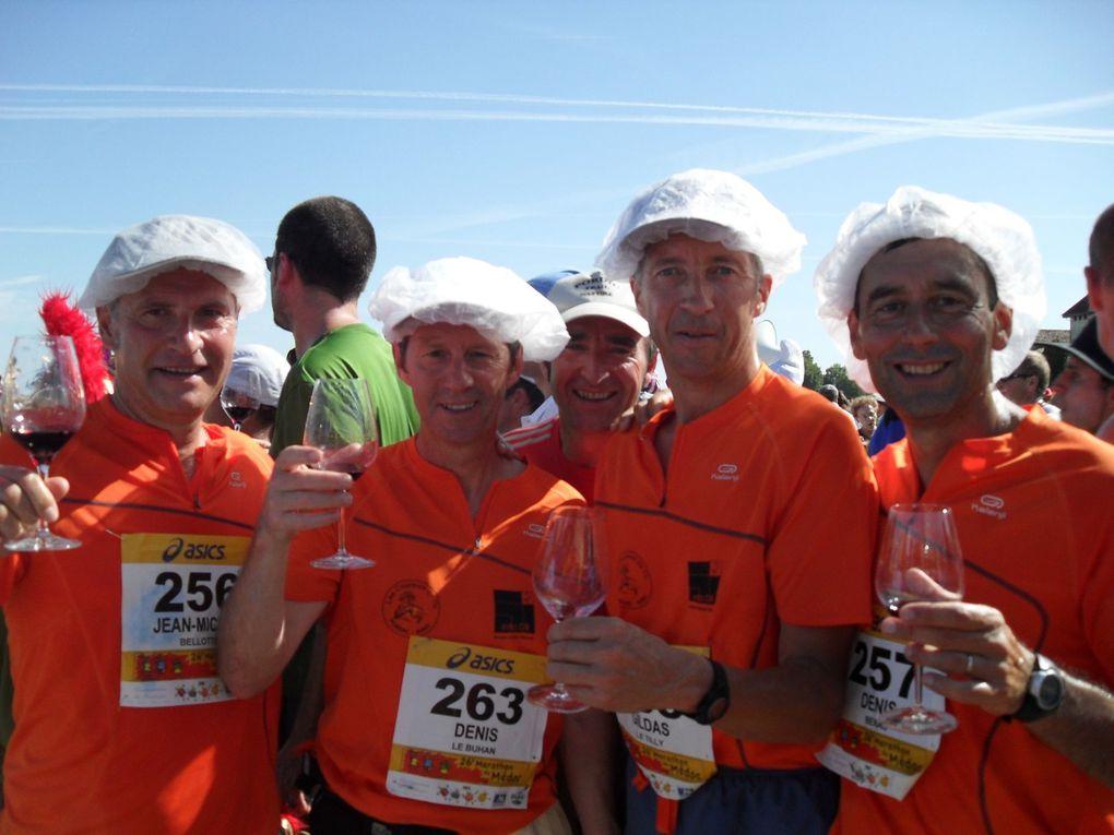 Marathon du Medoc 2010
