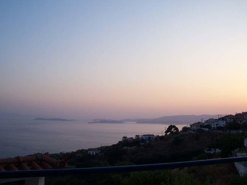 Album - 2009 - Grèce - Sporades - Skopelos - Glossa
