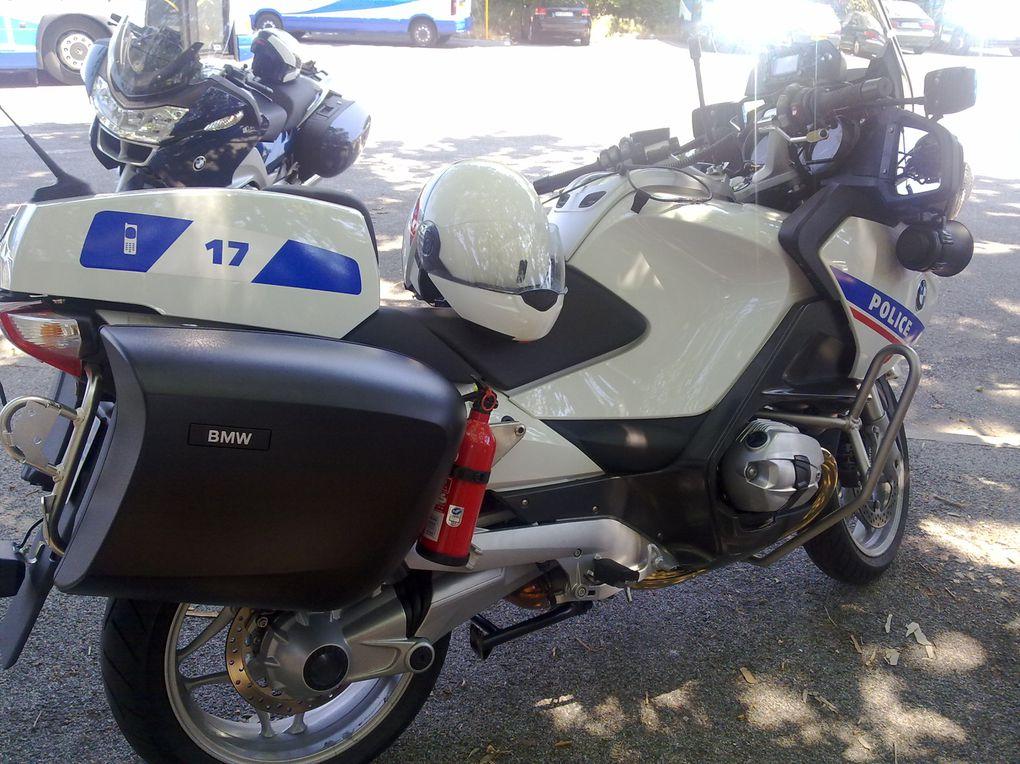 Album - motos-police