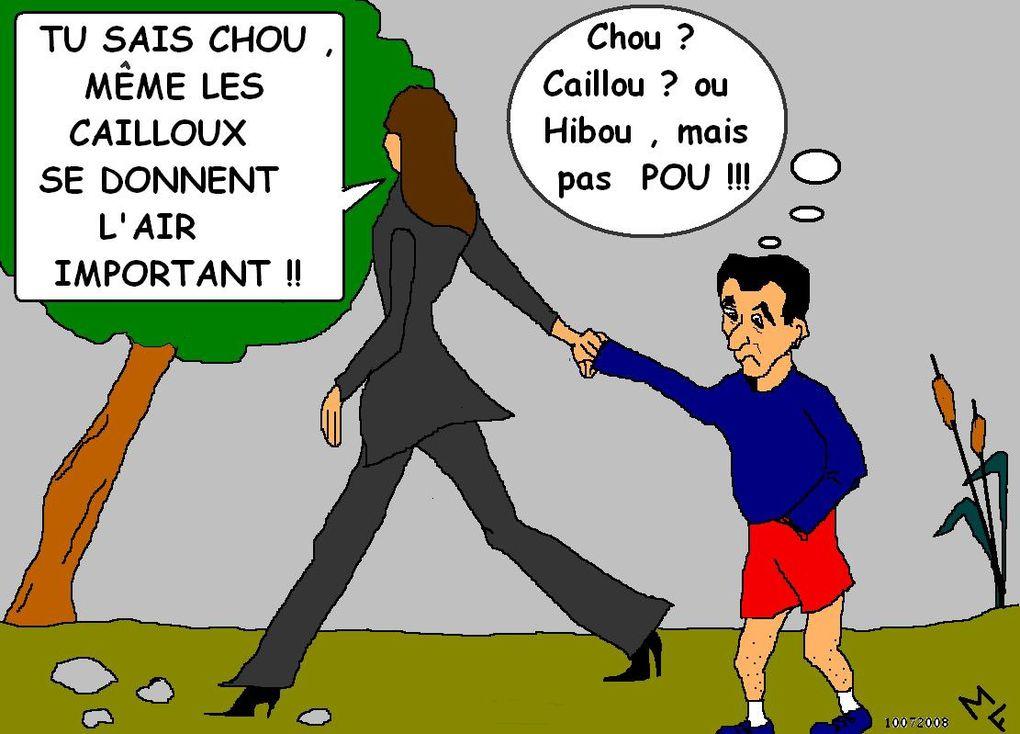 Sarkozy dans tous ses états ...